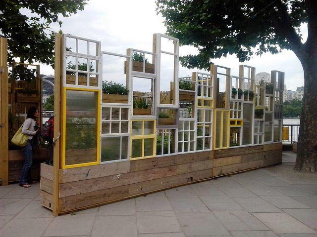 urban window gardening