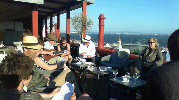 Happy guests at Monte Belvedere...