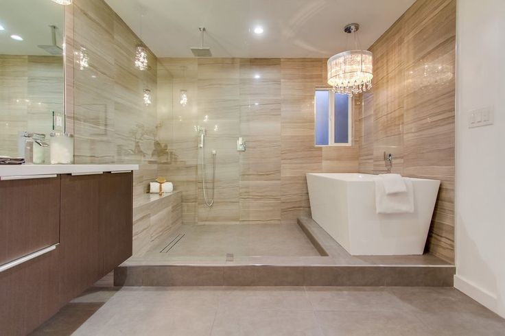 365 best images about emser tile bathrooms on pinterest mosaic madness mosaics and travertine Modern bathroom north hollywood