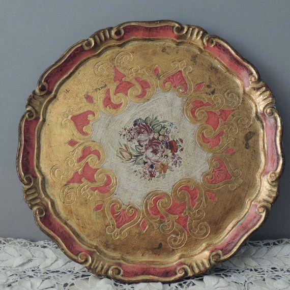 1000 Images About Vintage Florentine On Pinterest Wood