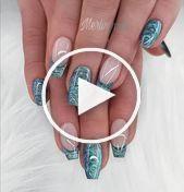 56 Wunderschönes natürliches quadratisches Nageldesign für kurze Nägel – Seite 11 von 19 – Korte Nagel