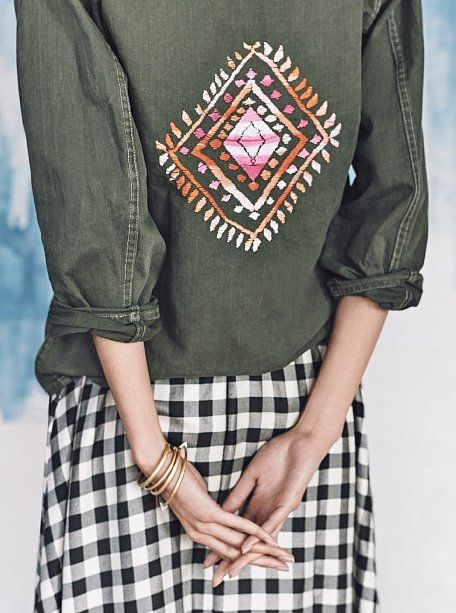 Madewell Spring '16 Is About to Give You a Denim Obsession