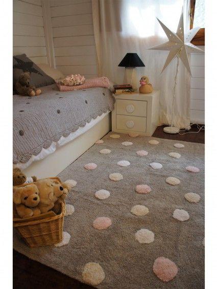 Kid's rug Topos Rose 120x160 cm