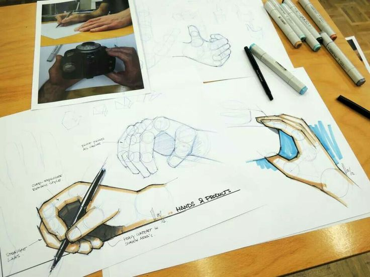 #hands #design #sketches