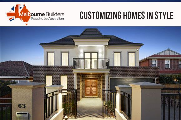 Are you planning to customize your home? Customize it in style with experienced professionals at #MelbourneBuilders.