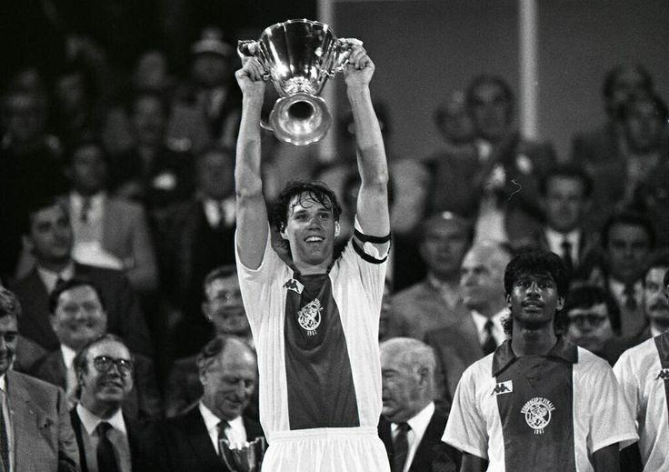 Marco van Basten Ajax