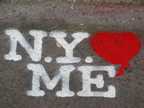 New York loves ME
