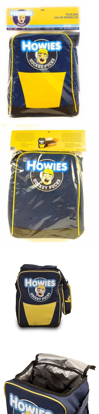 Equipment Bags 58113: Howies Hockey Tape Puck Bag Cooler Holds 50 Pucks Or Your Favorite Beverages -> BUY IT NOW ONLY: $35.98 on eBay!