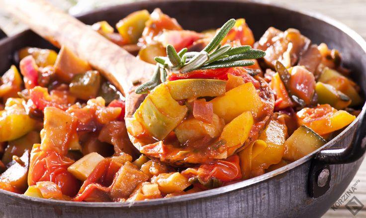 Рецепт Овощное рагу из кабачков с картофелем 8 ингредиентов по акции