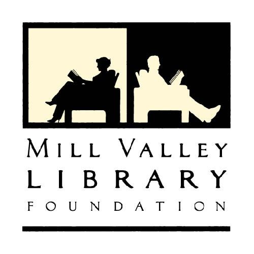 Logótipos Vintage - Mill Valley Library Foundation - Michael Schwab