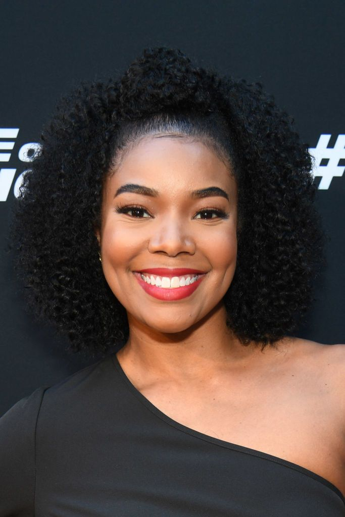 21 Celebrities Whose Natural Hair Will Make You Go Yaaass Queen Curly Hair Styles Hair Styles Natural Hair Styles