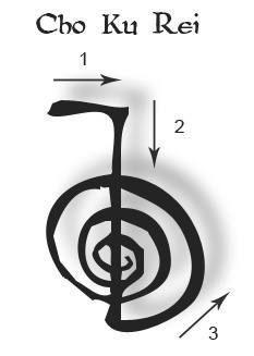 Reiki Symbols... power symbol... Re-pinned by http://Reiki-Master-Training.com