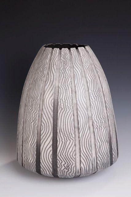 David Roberts - raku ceramics