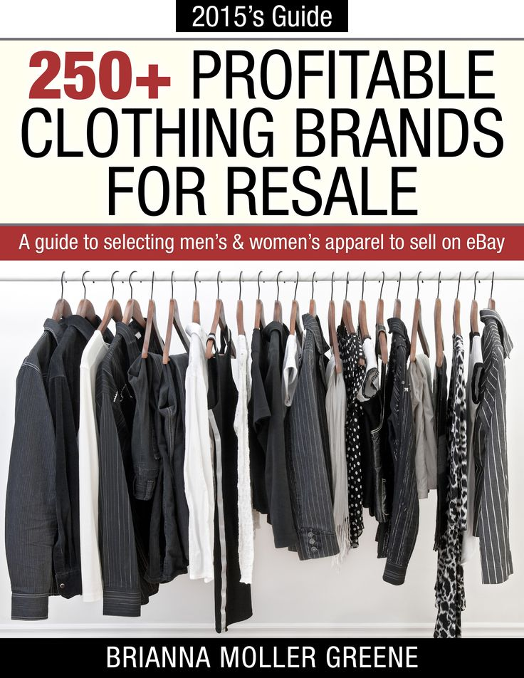 This e-book is absolutely teeming with information about selling clothing on eBay. Whether you're a veteran seller looking to branch out into clothing or a newbie seller wondering where to even begin, you will find this guide to be an extremely relevant and useful tool. Priced at $49.95 this guide is sure to take your clothing business to the next level and I guarantee that it pays for itself on your very first thrift store trip. After 10 years of selling new and pre-owned clothing on eBay…
