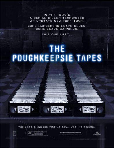 Poster de The Poughkeepsie Tapes (Recuerdos perversos)