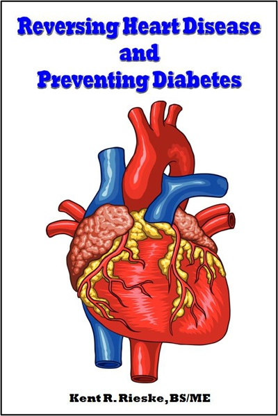 Reversing Heart Disease and Preventing Diabetes - Front Cover