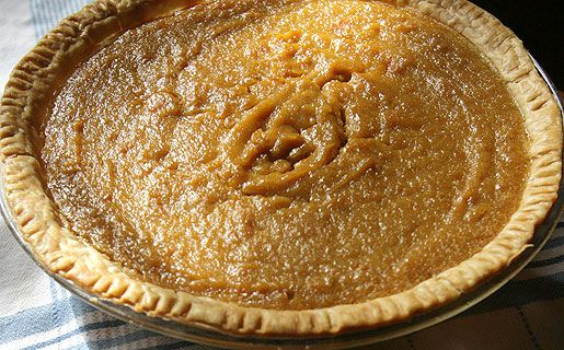 The perfect Thanksgiving pie recipe to serve for dessert