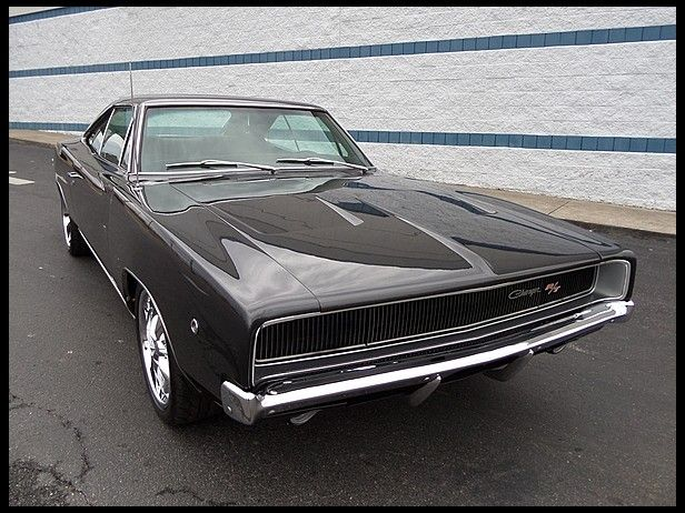 1968 dodge charger r t resto mod 440 ci fuel injection presented as lot f227 at houston tx. Black Bedroom Furniture Sets. Home Design Ideas
