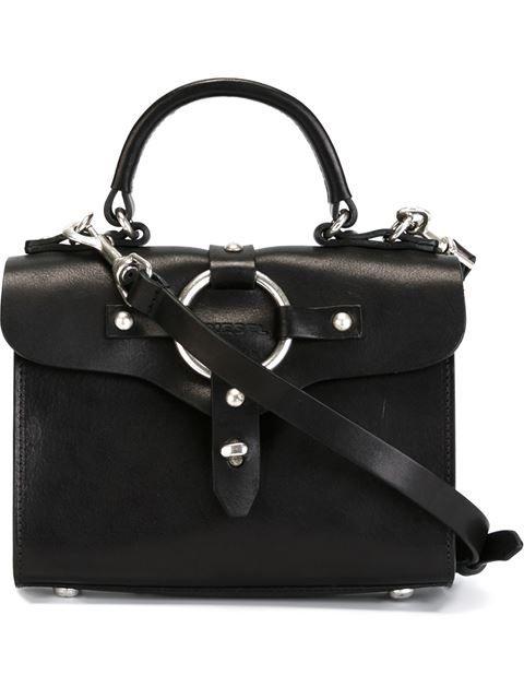 Diesel Top-flap Tote Bag - Vitkac - Farfetch.com
