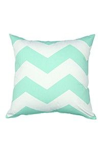 CHEVRON 57X57CM SCATTER CUSHION - for the chair!! #love