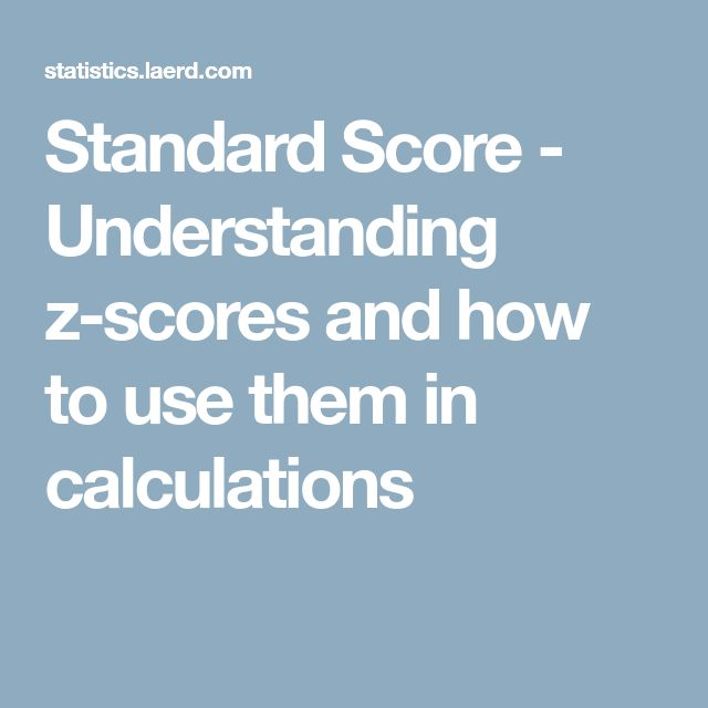 The 25 best z distribution ideas on pinterest pictures of standard score understanding z scores and how to use them in calculations it is a test score based on the normal distribution curve bell curve fandeluxe Gallery