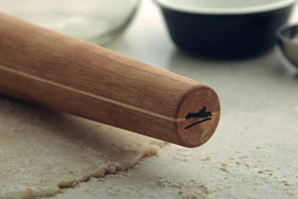LENA, the Traditional Rolling Pin | Baxtton #MilanCuisine #RollingPin