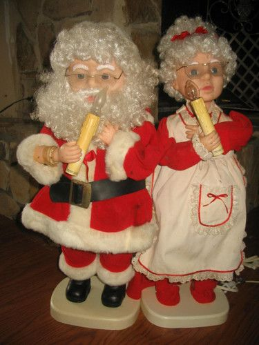 30 Best Animated Mr And Mrs Claus Images On Pinterest