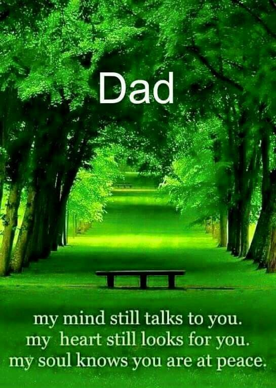 Missing Dad
