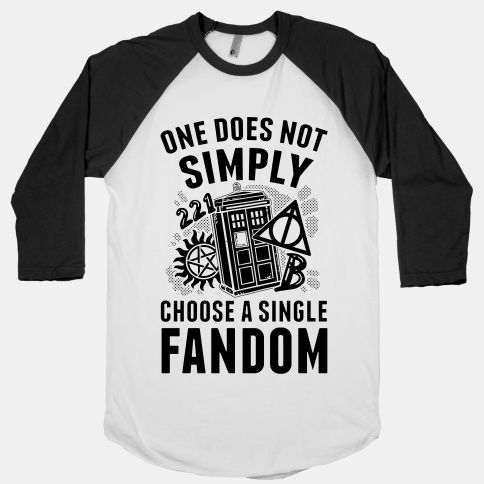 One Does Not Simply Choose A Single... | T-Shirts, Tank Tops, Sweatshirts and Hoodies | HUMAN