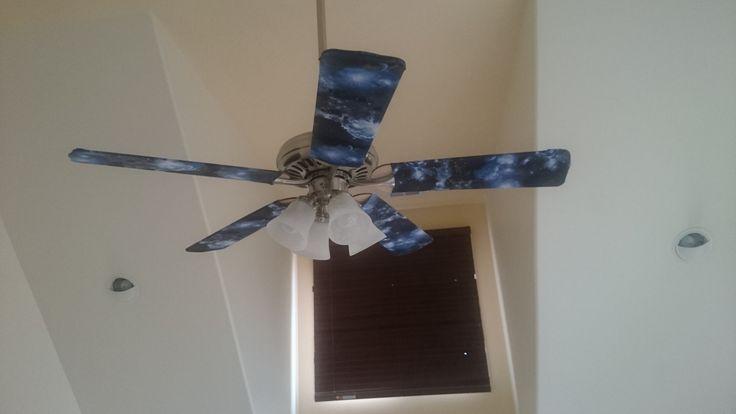 Best 25 ceiling fan blade covers ideas on pinterest replacement ceiling fan blades beach - Little max ceiling fan ...