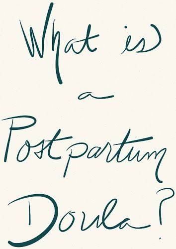 Tall Mom tiny baby: What Is A Postpartum Doula?