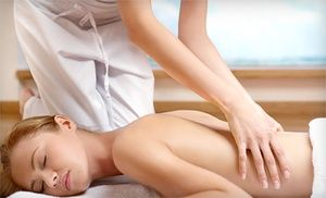 Groupon - Acupressure or Couples Massages with Reflexology at Bliss Reflexology (Up to 63% Off). Five Options Available. in Rockville (Central Rockville). Groupon deal price: $39.00