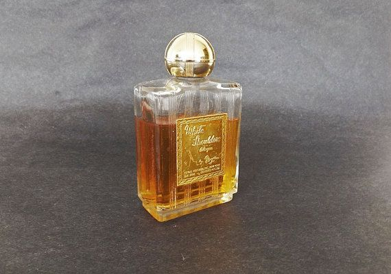 Vintage Perfume, White Shoulders Perfume by Evyan, Vintage Fragrance, Bath and Beauty,