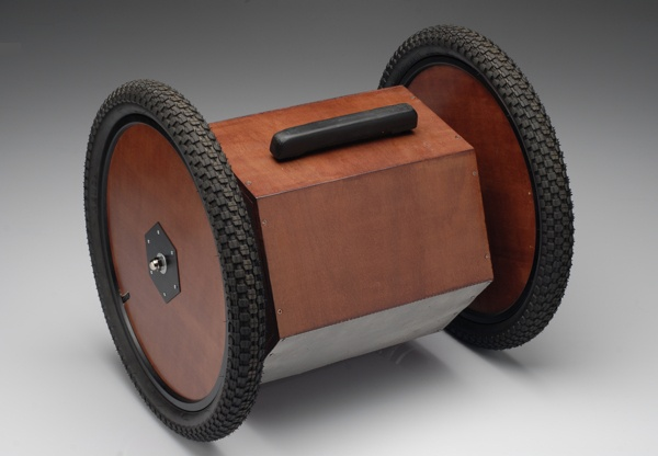 Wheelys [2009] by Eduardo Lopes, via Behance