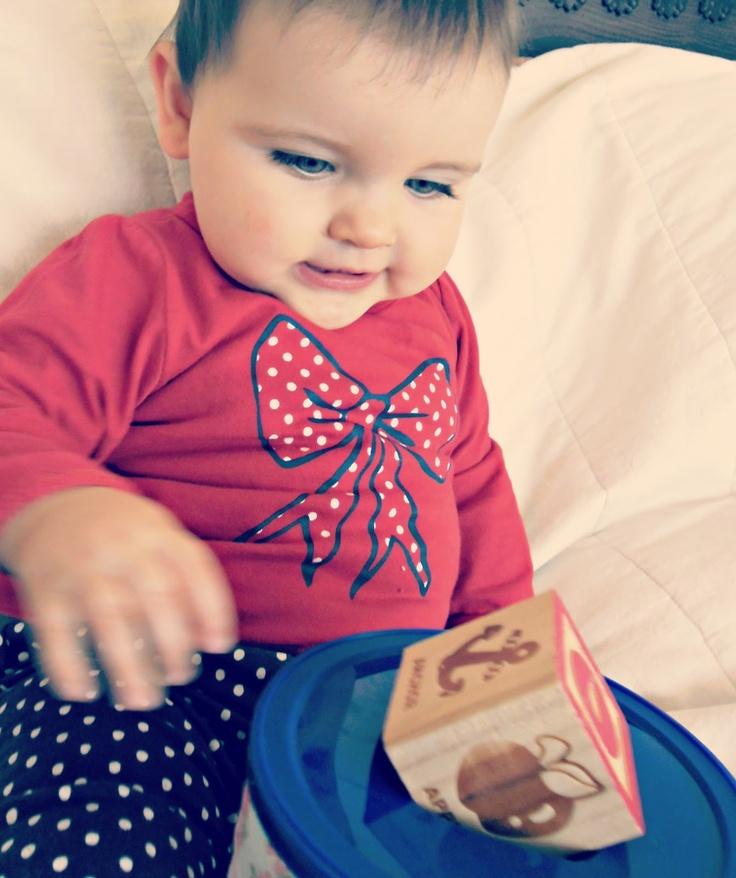 ThriftyGifty: Easy DIY Baby Toy