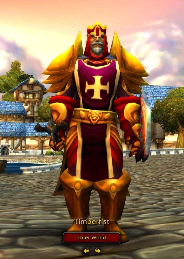 It May Not Be Tier 1 But I M Loving My Ironforge Er I Mean Lightforge Set Warcraft Wo Warcraft Movie Warcraft Art Illidan Stormrage