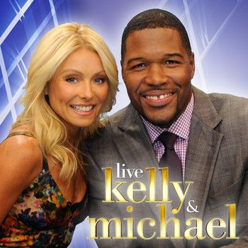 Kelly Ripa and Michael Strahan measure their tongues on live television  http://www.examiner.com/article/kelly-ripa-and-michael-strahan-measure-their-tongues-on-live-television