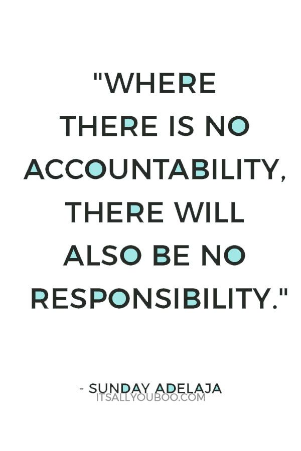 Quotes On Accountability : quotes, accountability, Amazing, Accountability, Partner, Quotes,, Knowledge, Quotes