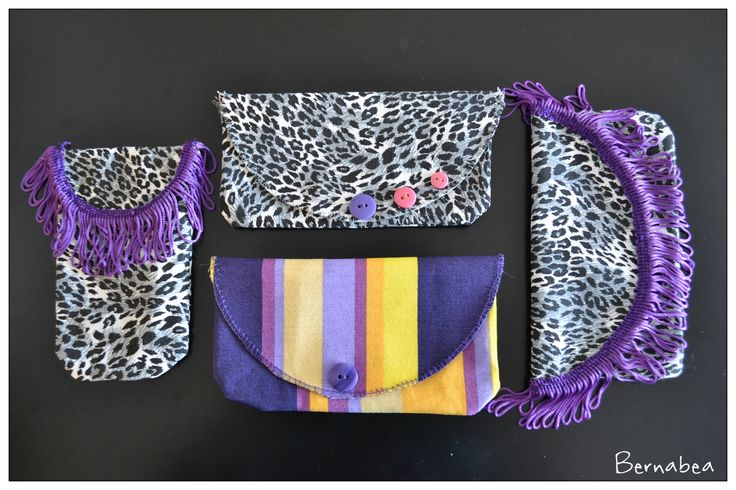 Estuches de diseño! FB: Bernabea Boutique