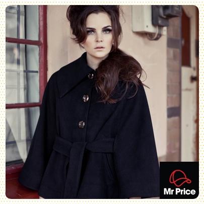 Melton coat