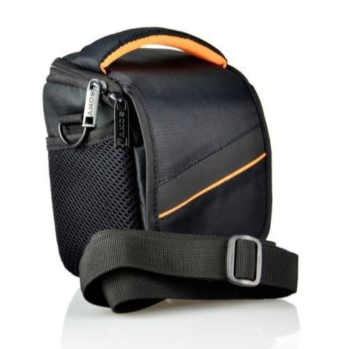 Camera case bag for sony Alpha A5000 A6000 NEX-5T 3N HX60 HX50 HX400 H400