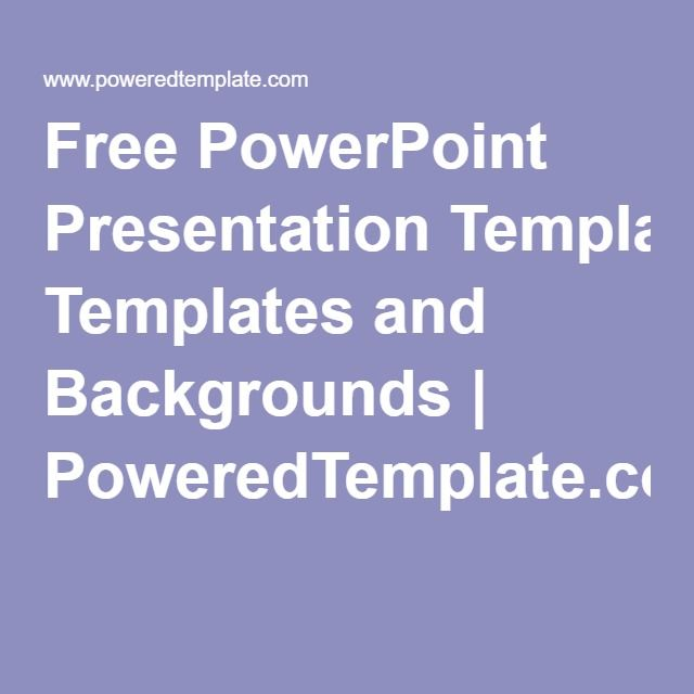 Best 25 free powerpoint presentations ideas on pinterest free free powerpoint presentation templates and backgrounds poweredtemplate toneelgroepblik Gallery