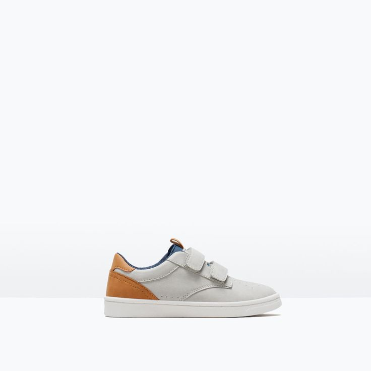 Image 1 of VELCRO PLIMSOLL from Zara