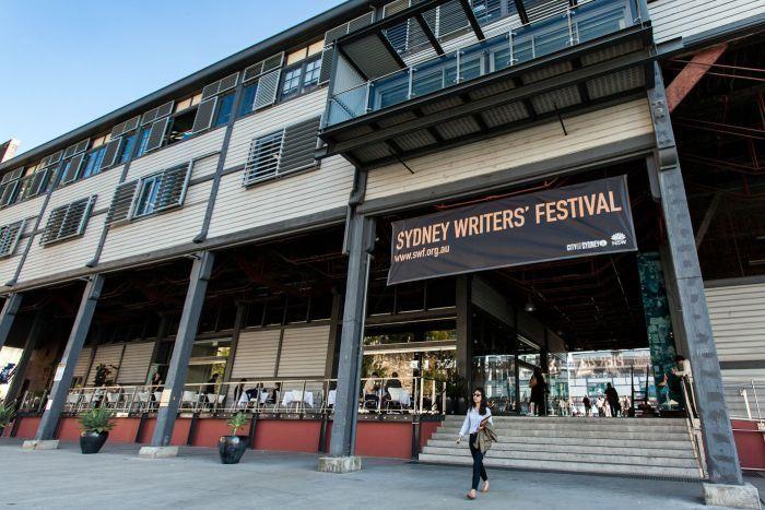 Sydney Writers' Festival, Walsh Bay