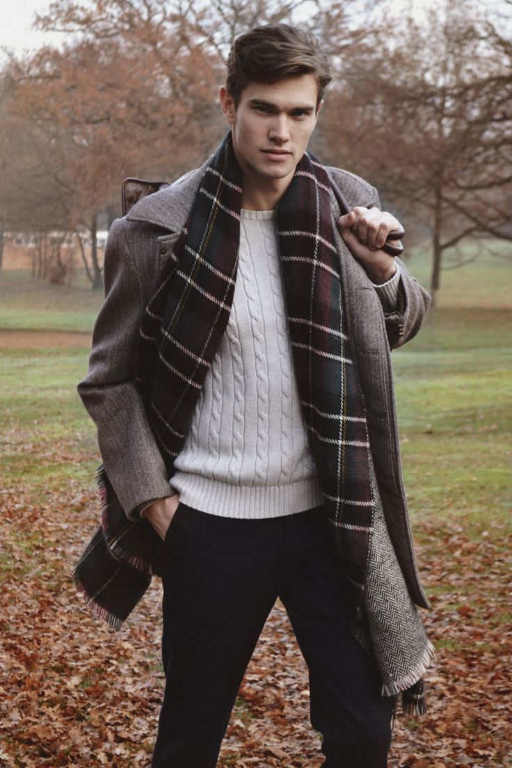 preppy winter outfits for men 1