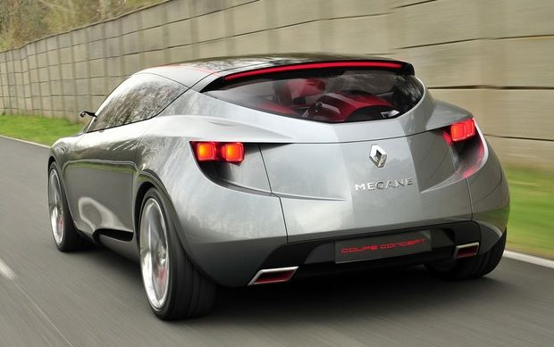 Renault Megane Coupe For Your Excellent Drive Megane Coupe