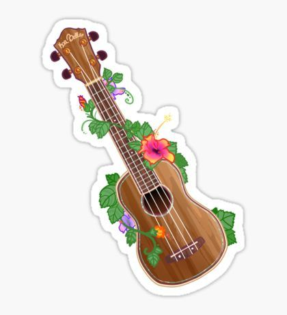 Ukulele Drawing Tumblr Www Picturesso Com