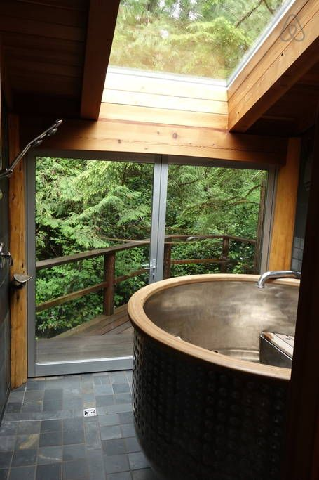 Check out this awesome listing on Airbnb: Tofino Tree House - Houses for Rent in Tofino