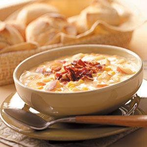 Autumn Chowder Recipe