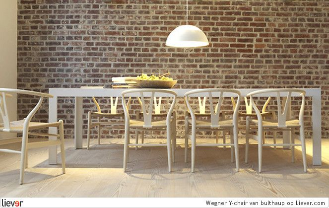 Bulthaup Wegner Y-chair - Bulthaup stoelen